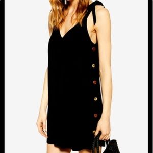 Topshop petite shift dress